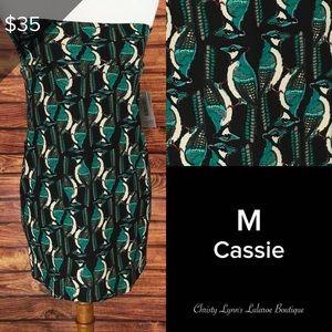 Lularoe Cassie Skirt M